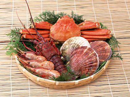 日本一新鮮な海産物